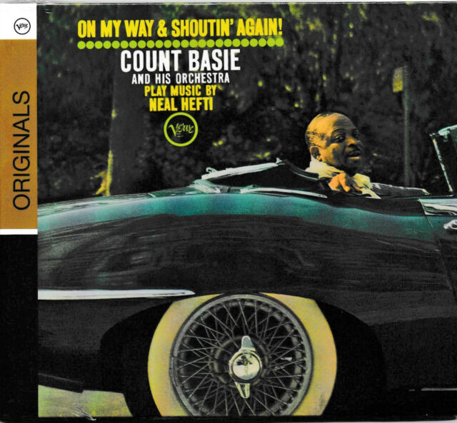 Count Basie - On My Way And Shoutin Again  -CD- Verve    NEU+OVP/SEALED!