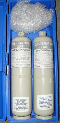 DET TRONICS 225130-003 COMBUSTIBLE GAS CALIBRATION KIT ETHYLENE 50% LFL NEW