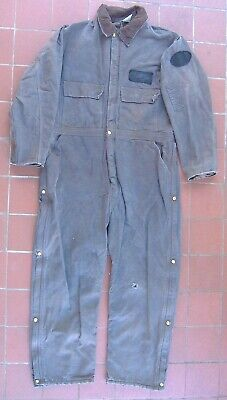 Rob Zombie Halloween Michael Myers Costume (HALLOWEEN 2007 ROB ZOMBIE MICHAEL MYERS CARHARTT COVERALLS JUMPSUIT SIZE 48R)