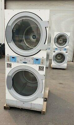 Wacomat Td4545 Gas Stack Dryer 45lbs Capacity 120v Serial 944200000837