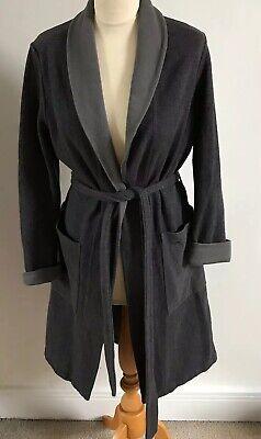 Hanro Of Switzerland Dressing Gown Size S