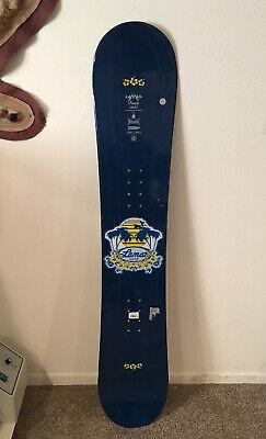Mini Board Lamar click 155 10//11 Classic Snowboard as Necklace-C11