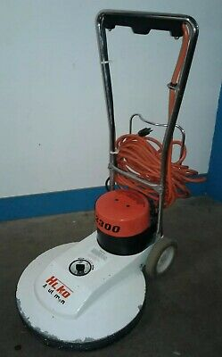 Hako Minuteman Model 2300 Floor Burnisher. Electric Walk Behind. Our 2