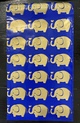 Poly Mailer 6 X 9 Gold Elephant 25 Pcs Packing And Shipping Supplies