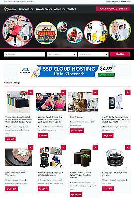Local Classifieds Website - Free Install Hosting