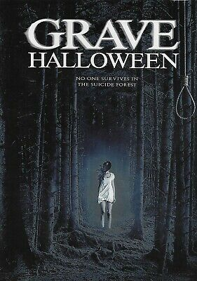 Grave Halloween (DVD) W/ Slipcover Supernatural Suicide Forest - Grave Halloween Movie