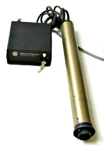 Spectra-Physics 215-1 Exciter and 105-1 Laser