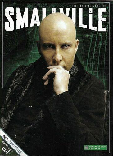 Smallville Official Magazine #22/Tom Welling/Michael Rosenbaum/Lex Luthor