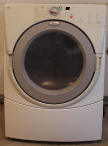 used Whirlpool Duet dryer for sale