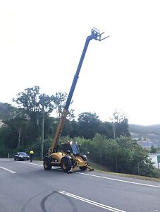 CATERPILLAR TH414C TELEHANDLER IMMACULATE CONDITION Kingsholme Gold Coast North Preview