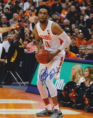 MALACHI RICHARDSON Signed Autograph 8x10 Photo Picture Syracuse Orange SU w//COA