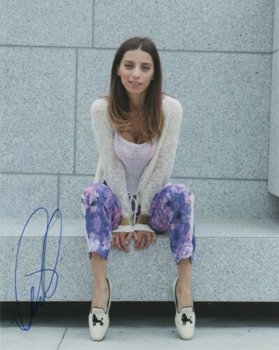 Angela Sarafyan Westworld Autographed Signed 8x10 Photo COA EF221