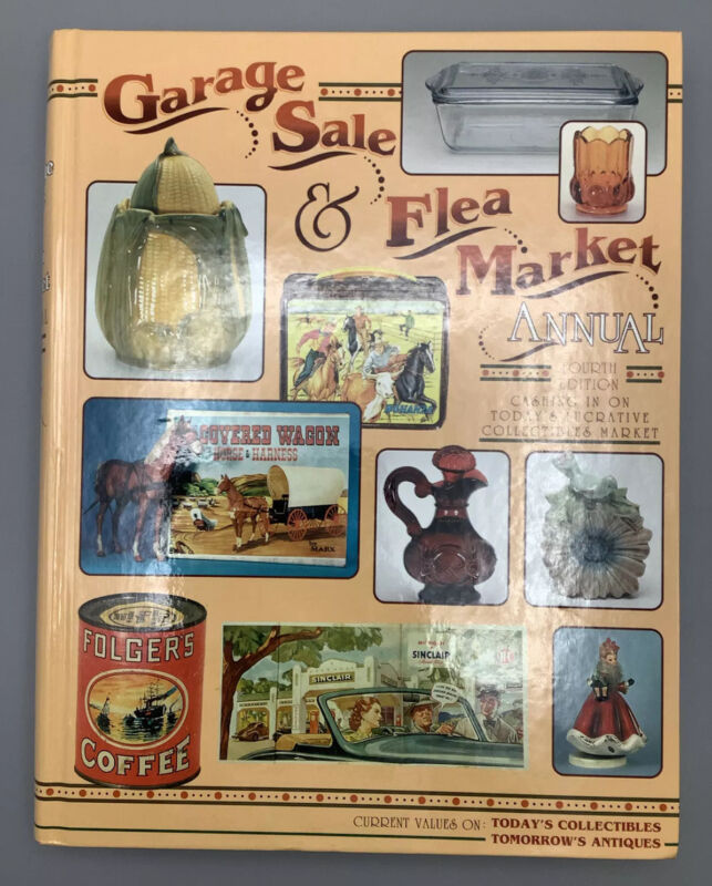Garage Sale and Flea Market Annual - 4th Edition (Hardcover)