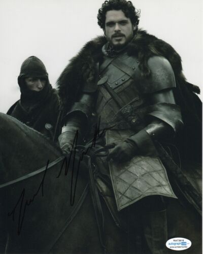 Richard Madden Game of Thrones Autographed Signed 8x10 Photo ACOA