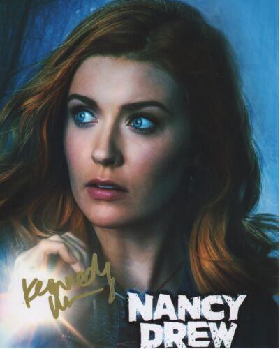 Kennedy McMann Nancy Drew Autographed Signed 8x10 Photo COA 2019-17