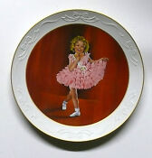 Shirley Temple Plate Baby Take A Bow