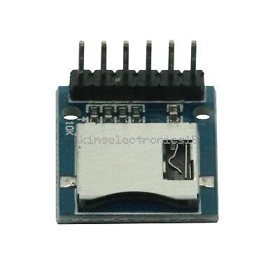 10 Pcs Tf Micro Sd Card Modulemini Sd Card Module Memory Module For Arduino Arm