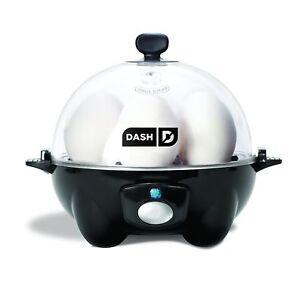 Egg Cooker Electric DASH Poacher 6 Eggs Steamer Rapid Automa