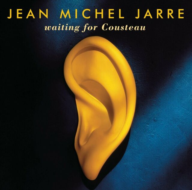 JEAN MICHEL JARRE - WAITING FOR COUSTEAU: REMASTERED CD ALBUM (2015)