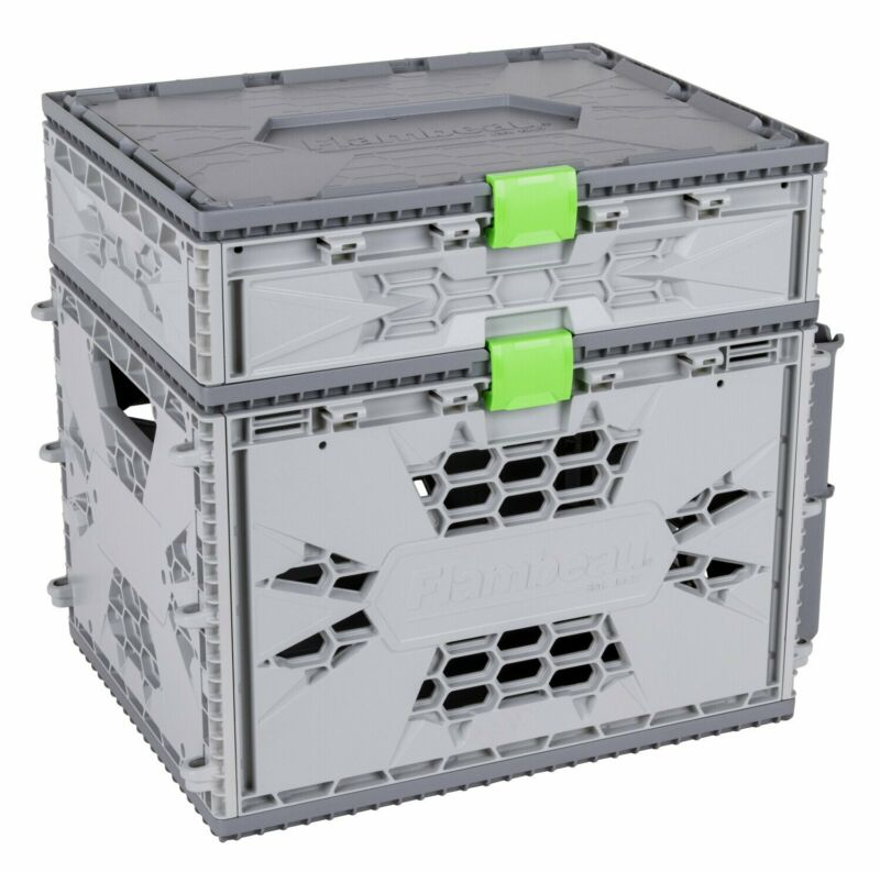 Flambeau Outdoors Tuff Krate Premium Storage Crate