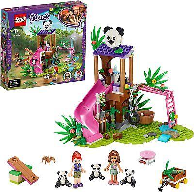LEGO Friends 41422 - Casa del Árbol Panda en la Jungla. 265...