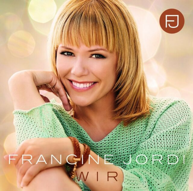 FRANCINE JORDI - WIR  CD NEU
