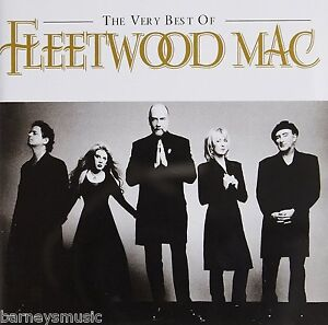 FLEETWOOD-MAC-NEW-SEALED-2-CD-SET-THE-VERY-BEST-OF-GREATEST-HITS-COLLECTION