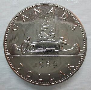 1969 Canadian dollar