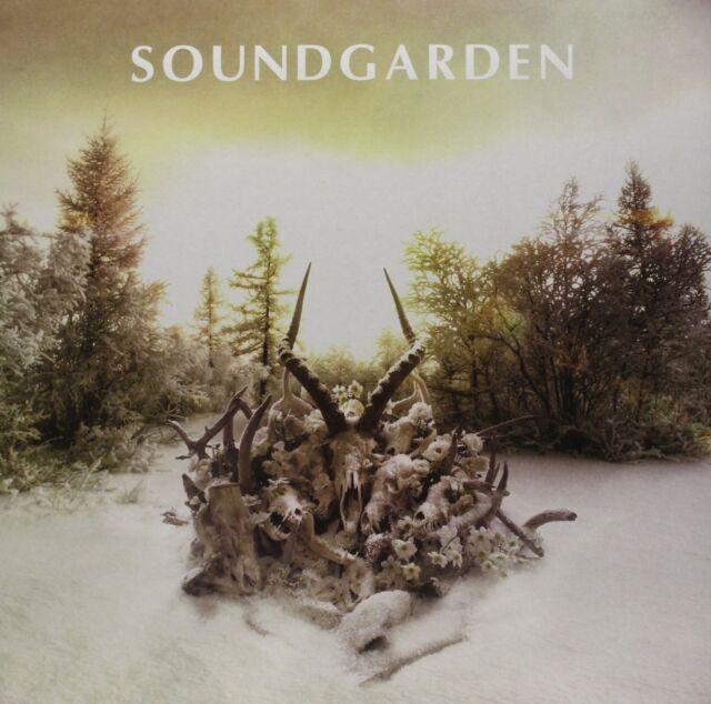 SOUNDGARDEN King Animal 2 x Vinyl LP 2012 (13 Tracks) NEW & SEALED