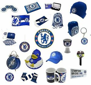 CHELSEA-F-C-Official-Football-Club-Merchandise-Gift-Xmas-Birthday-Present
