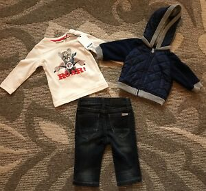 Baby boys outfit 6-9 months MEXX /Old Navy / Hudson