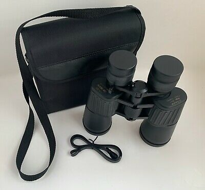 SUNAGOR MEGA ZOOM FULLY COATED BINOCULARS 20X-100 X 50 Field 1:3 at 20X