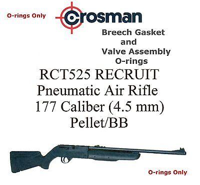 Crosman RCT525 RECRUIT O-ring Seal Kit