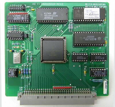 Thermo 42c Nox Analyzer Processor Board Pn 9837 Cpu Pcb Teco