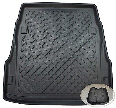 Kofferraumwanne TPE + Netztasche für  Mercedes S-Klasse AMG V222 (Langversion)5C
