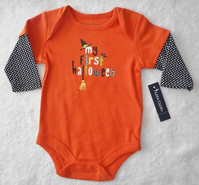 HALLOWEEN 💜 Baby Mädchen Body 💜 MEIN ERSTES HALLOWEEN 💜 Shirt Pulli 💜 56/62