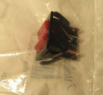 New Genuine Oem Manitowoc 2301343 Ice Machine Rocker Toggle Switch