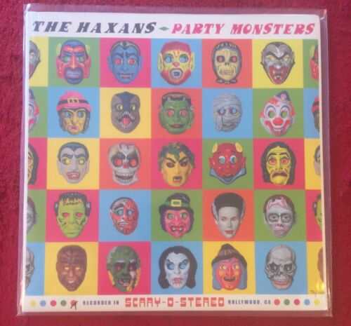 Rob Zombie Piggy D LP Sealed & Numbered The Haxans Party Monsters Free Shipping!