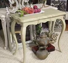 Pistachio Vintage End Table Edgewater Joondalup Area Preview