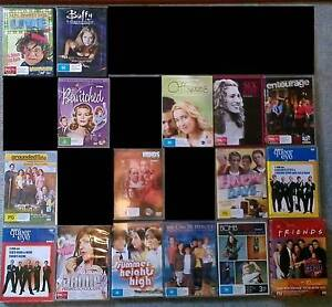 TV SERIES DVDS (137) $12.50 EACH Devonport Devonport Area Preview