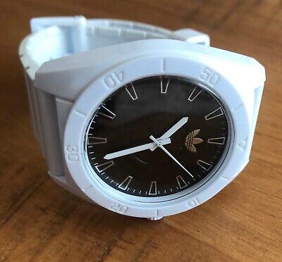 Adidas Santiago Men's Watch White New