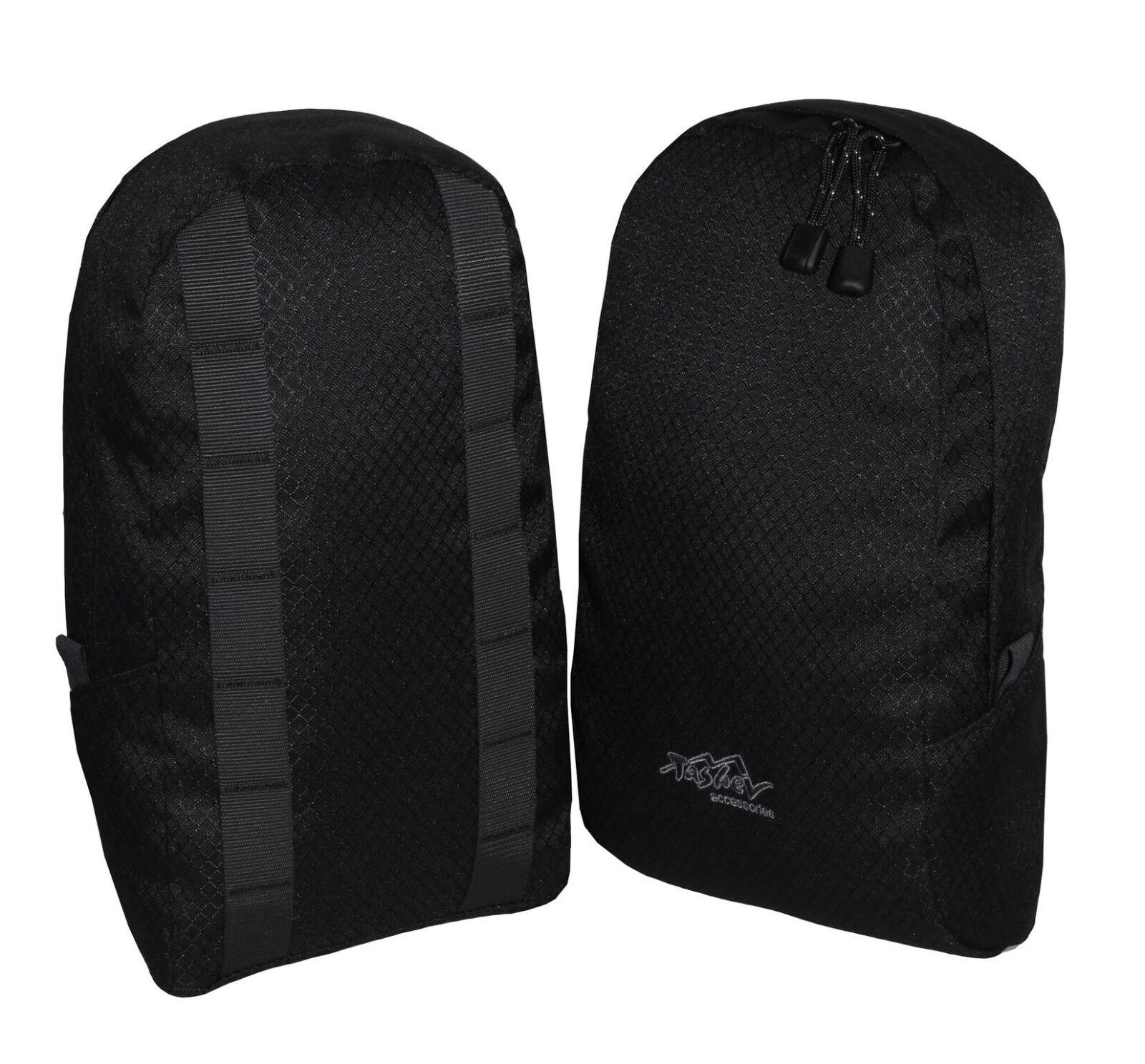 Universelle Rucksack Seitentaschen Extrataschen Zusatztaschen Tashev