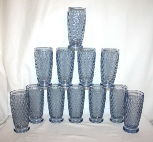 Villeroy & Boch Boston Blue Highball Glass