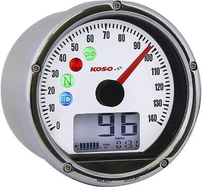 Koso North America Koso Fast Response EGT Meter Dual BA006B61X 2212-0245 27-5710