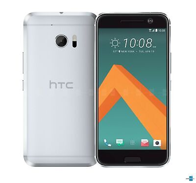 """NEW HTC 10 32GB 2PS6500 32GB 5.2"""" 4G LTE Bell Smartphone"""