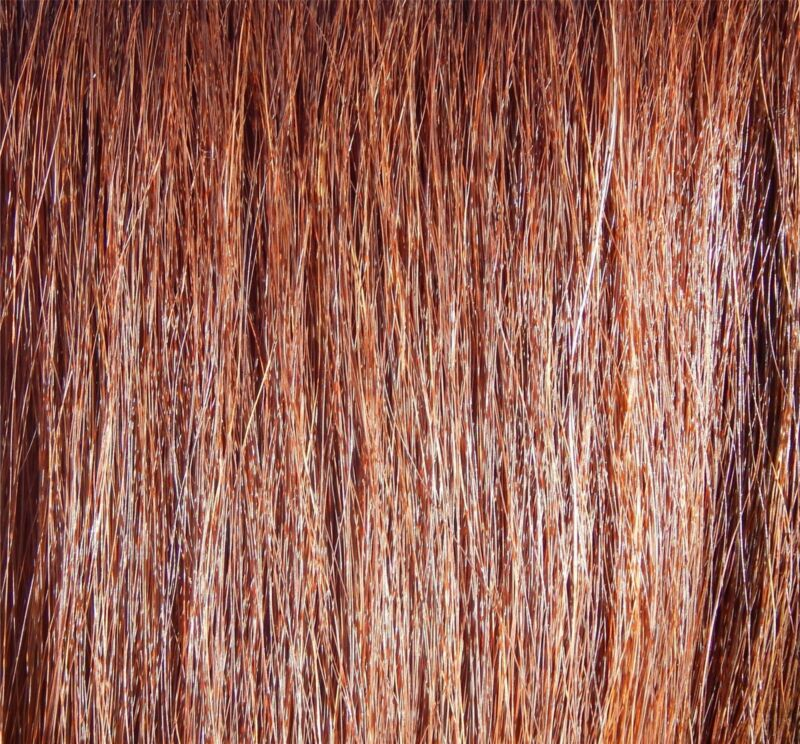 1lb Horse Tail Extension Fake Tail Sorrel by KATHY