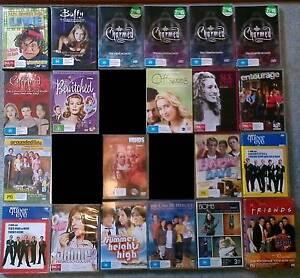 TV SERIES DVDS (131) $12.50 EACH Devonport Devonport Area Preview