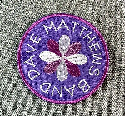 Dave Matthews Band Flower Patch DMB 3