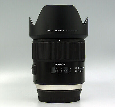 Tamron SP F012 35mm F/1.8 VC Di USD Lens For Canon ((Mint+++))