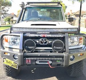 TOYOTA LANDCRUISER 79 SERIES UTE REG+RWC Sunbury Hume Area Preview